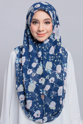DHIYA IN ROYAL BLUE