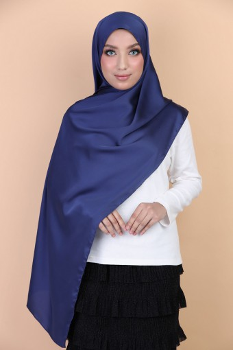 SATEEN NAVY